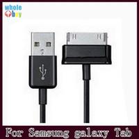 1M 2M 3M البيانات شاحن USB محول كابل كابل كابو لعلامة سامسونج غالاكسي 2 3 اللوحي 10.1، 7.0 P1000 P1010 P7300 P7310 P7500 P7510 300PCS