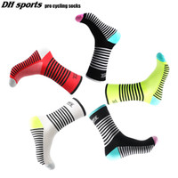 2018 NEW DH Cycling socks Gym sports breathable mesh running...