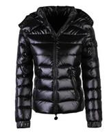 Heiße Mode Marke Frau DAUNENJACKE KURZMANTEL MAYA OUTWEAR Daunenjacke Frauen winter Mäntel Jacke Fünf Farben mit Kapuze Mantel