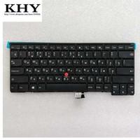 Nouveau clavier russe d'origine RU pour ThinkPad L440 L450 T431S T440 T440P T450S T450S T460 à partir de 04Y0847 04Y0885 00HW899