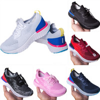 2018 Epic React Breathable Knit Mesh Elastic Band Kids Runni...