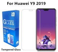 For Huawei Y9 2019 Tempered Glass Screen Protector Film For ...