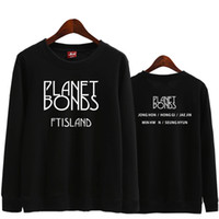 Kpop ftisland new album planet bonds same printing o neck th...