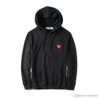 Men' s Brand Pullover Hoodies Heart Printed Coat Fashion...