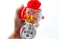 New 4 types Pikachu Transformer Ball Throw Automatically Bou...