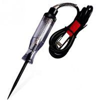 자동 테스트 연필 수리 도구 6V-12V-24V 회로 전기 자동차 보트 RV ATV 전기 펜 용