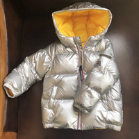 Girls winter jacket Autumn kids down jacket costume toddler ...