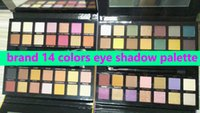 Makeup palette Norvina Eye shadow with Brush Modern Eyeshado...