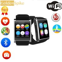 Smartch smart watch X11 with GPS WiFi sport tracker sleep mo...