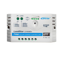EPEVER PWM Solar Charge Controller LandStar- EU Series 12V 24...
