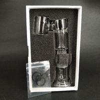 Аутентичные G9 замена стекла приложение H enail G9 H enail плюс стекло воды Бонг для воска сухой травы Dab Pen