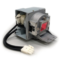 5J. J6D05. 001 Replacement Projector Lamp with Housing for BEN...