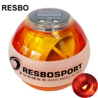 RESBO 12000 RPMS LED Power Wrist Force Ball Speed Meter Gyro...