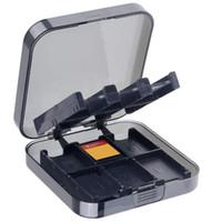 24 في 1 فتحة ABS حمل صندوق تخزين شل حامل المنظم للتبديل NS NX بطاقات لعبة خرطوشة حالة السفينة بسرعة