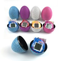 Tamagotchi Pet Tumbler Toys mixed color Dinosaur Egg Virtual...