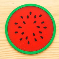 New Fashion Drinks Holder Mat Tableware Placemat Fruit Coast...