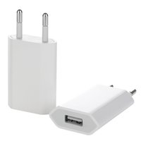 5V 1A Portable USB Charger for iPhone X 8 7 iPad Air Wall Ch...