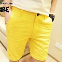 CMUP summer men must have thin style shorts young men boys c...
