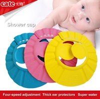 Cate Children' s shower cap four adjustable environmenta...