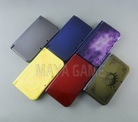 For New 3DSXL 3DSXLL Case Full Housing Shell Case For New 3D...