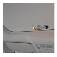 Heißer verkauf Auto körper türgriff innenverkleidung ABS chrom Schiebedach skylight dachrahmen lampe 1 stücke Für Toyota Corolla Altis 2017 2018 2019
