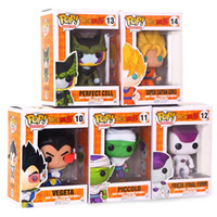 Dragon Ball Funko Pop Figure Frieza Son Goku Cell Vegeta Pic...