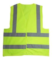 Straßenverkehr Arbeit Reflektierende Sicherheitsweste Reflektierende Warnung Kleidung freies Verschiffen 2018 whosales OEM hohe Qualität heiße Verkäufe