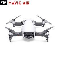 DJI MAVIC AIR Drone 1080P HD video a 3 assi Gimbal / 4K Camera / 32MP Sphere Panoramas droni fotocamera hd RC Helicopter