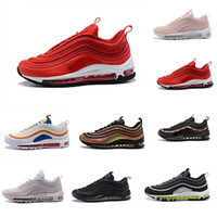 97 OG Bullet Running Shoes 2018 Men Women Cushion Undefeated...