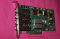 Industrieanlagen ATTO FC44ES 4 GB / S 4-GIGABIT-FASER-KANAL (FC) PCI-E X8-HOST-BUS-ADAPTER (HBA)