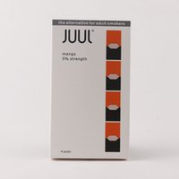 The Juul Pods 0. 7Ml Cartridges 200 Puffs Vapor Classic Tobac...