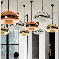 DHL Free shipping Pendant Lamp Void Light Silver Bronze Gold...