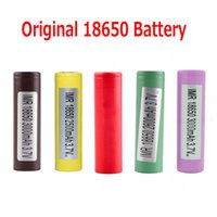 Original 18650 Battery HG2 INR18650 30Q 3000MAH HE2 HE4 INR ...