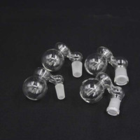 Glass Ash Catcher Bowls With Bubbler And Calabash Female Mal...