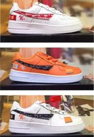 2018 The White Orange Black North One Shoes Running Sneakers...