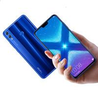 Original Huawei Honor 8X 4G LTE-Handy 4GB RAM 64GB 128GB ROM Kirin 710 Ocra Core-6,5-Zoll-Full Screen 20MP Fingerabdruck-ID-Handy