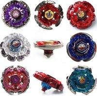 8 style Beyblade Metal Fusion 4D With Launcher Constellation...