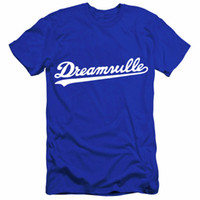 Designer Coton Tee Nouveautés Dreamville J COLE LOGO T-shirt imprimé Hommes Hip Hop T-shirt Coton 20 couleur haute qualité en gros