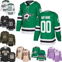 2018 Custom Mens Women Youth Dallas Stars Jamie Benn Tyler Seguin Alexander  Radulov Ice Hockey Jersey size S-3XL fe2d5cf1a