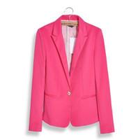Lowest Fall Promotion blazer women suit blazer foldable brand jacket spandex with lining Vogue refresh blazers Free shipping