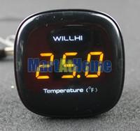 Thermomètre électronique embarqué ARGEDO -22 ~ 572 Fahrenheit DC 9-30V AC 110V ~ 250V Aquarium, Réfrigérateurs, Aquaculture