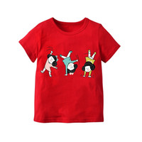 Wholesale- - New Design Cartoon Character Girl T- shirt Short S...