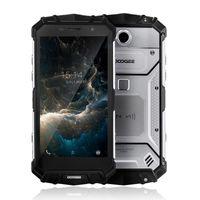 "DOOGEE S60 라이트 IP68 Waterpoof 휴대 전화 5580mAh 5.2 ""FHD 4GB + 32GB MT6750T Octa-Core 16MP 무선 충전기 Android 스마트 폰"