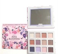 New makeup eyeshadow NABLA SOUL Blooming 12colors Eyeshadow ...