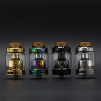 Original ADVKEN Manta RTA Atomizer 24mm Diameter 510 Thread ...