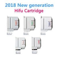 10000 projectiles HIFU transducteur / cartouche faciale échangeable du corps HIFU pour la machine anti-vieillissement de beauté de machine d'ultrason de Ulformula1 HIFU