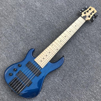 Top quality Bule Mini Electric Guitar, Maple fret board, Facto...