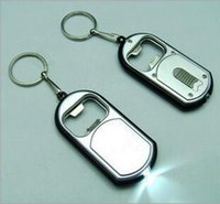 3 in 1 LED Flashlight Torch Keychain With Beer Bottle Opener...