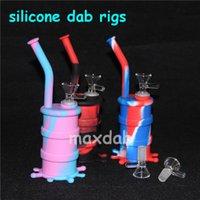 Курительные трубы силиконовые наборы нектарных комплекторов с титаном нецелевой гвоздь нефтяной выгрешкой стеклянной водяной барботер