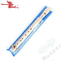SWAN Germany- Type 8   6 Holes Soprano Recorder Flute Woodwin...
